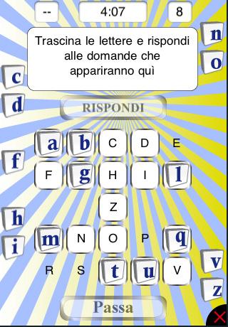 Screenshot Dalla A alla Z Lite